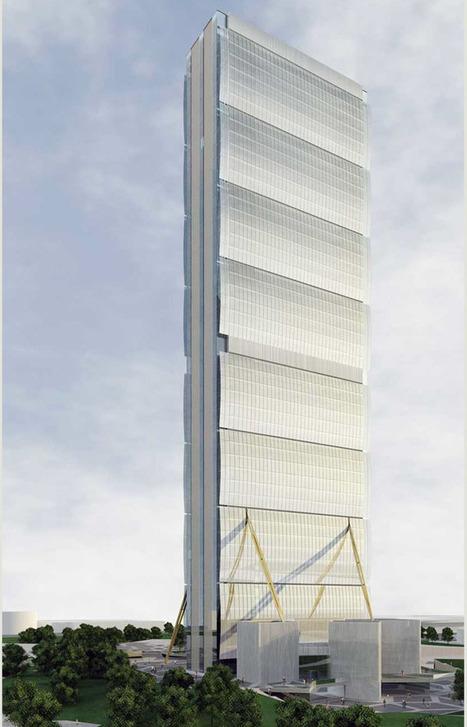 Milan – Il Dritto – Isozaki Tower — Urbanfile Network   Urbanfile Blogs   Scoop.it