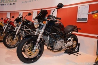 Winning Ducati Monster Chosen From Display At Motorcycle Live | stayontheblack.com | Desmopro News | Scoop.it