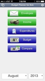 Creating a Budget database for Filemaker Go | @... | Filemaker (database use) | Scoop.it