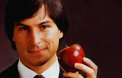Steve Jobs' 13 Most Inspiring Quotes | Slideshow | Digital-News on Scoop.it today | Scoop.it