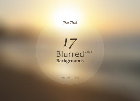 42 Fondos blureados de colores gratis | Recursos diseño gráfico | Scoop.it