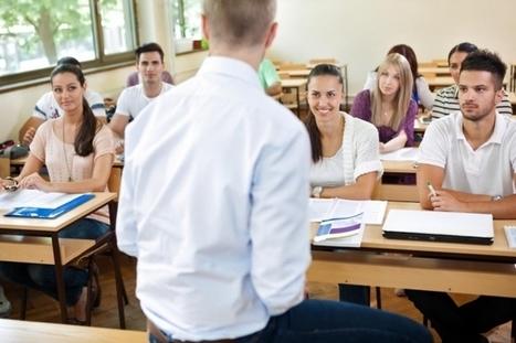 L'interro que les élèves rêvent de donner aux profs | Tourisme vert | Scoop.it