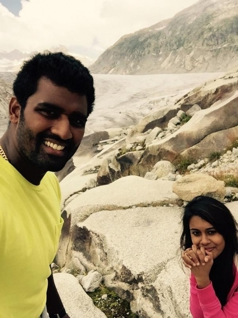 (Photos) Thisara Perera and wife in Switzerland | Sri Lanka Cricket | Scoop.it