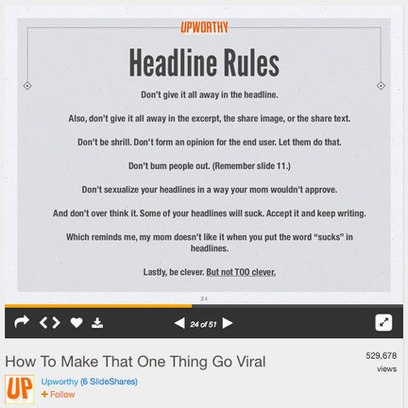 How to Craft Headlines That Draw People to Your Content | Content Marketing and Curation for Small Business | Scoop.it