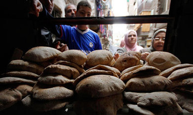 Egypt reconsiders wheat tender system in funding crunch-banks | Égypt-actus | Scoop.it