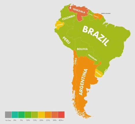 The world's countries ranked in order of obesity | IB GEOGRAPHY The geography of Food and Health PEMBROKE | Scoop.it