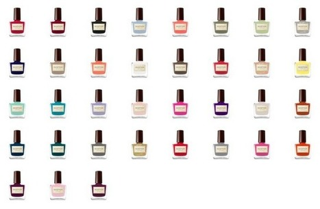 Cen1 Soixan7e Seiz6: Beauty Buzz: Le vernis à l'eau de Scotch Naturals | Awa's Fashion & Beauty Blog | Scoop.it