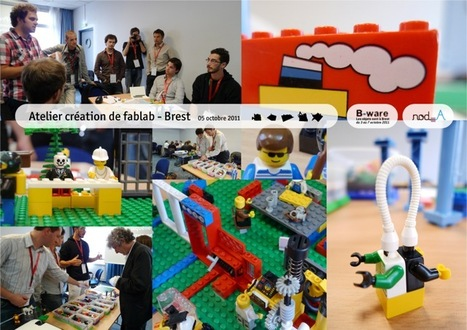 Atelier de co-création du FabLab Brestois – B-Ware | Civic design | Scoop.it