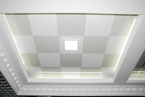 Italian Gypsum Board roof designs | Decoration ...