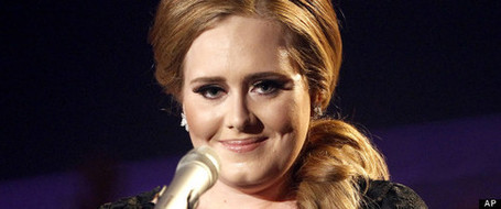 Adele has been targeted by Sick Twitter Trolls | myproffs Entertainment | Scoop.it