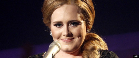 Adele has been targeted by Sick Twitter Trolls | myproffs.co.uk - Entertainment | Scoop.it