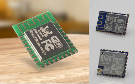 An Alternative to ESP8266? Realtek RTL8710 ARM Cortex-M3 WiFi IoT Modules Sell for $2 and Up | Embedded Systems News | Scoop.it