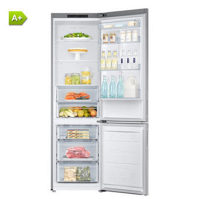 Refrigerateur congelateur en bas Samsung RB37J5000SA SILVER - Réfrigérateur Darty | Code promo et Bon de reduction Ventes pas cher | Scoop.it