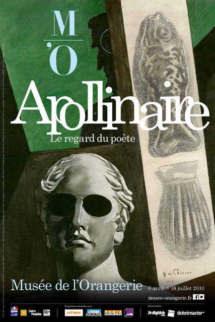 « Portrait prémonitoire de Guillaume Apollinaire » (1914) par Giorgio de Chirico | ALMAGESTE | Scoop.it