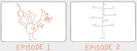 Draw a Stickman   Create: 2.0 Tools... and ESL   Scoop.it