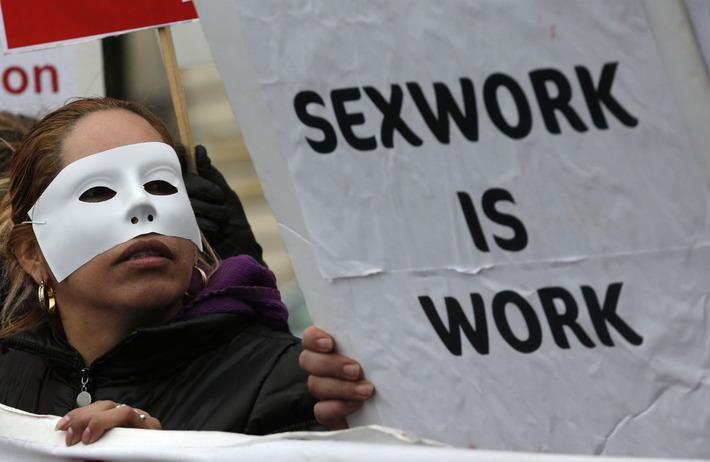 Let's Call Sex Work What It Is: Work | Sex Work | Scoop.it