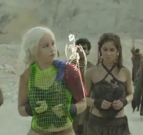 Game of Thrones – Les coulisses des effets spéciaux | Fun (vidéo-article-photo) | Scoop.it