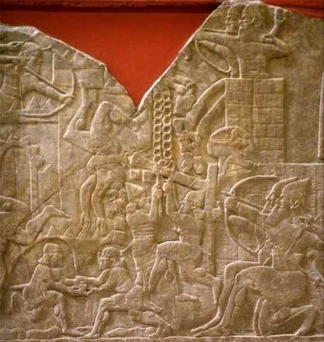 LACHISH:BIBLE ARCHITECTURE:FORTIFICATIONS,WALLS,GATE,SENNACHERIB,TEMPLE,WEAPONS | historical sites in israel and biblical sources | Scoop.it
