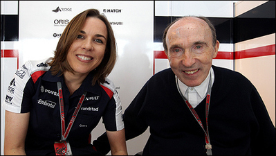 F1: Claire Williams désormais aux commandes de l'écurie Williams F1 ? | Revue De Presse F1 | Scoop.it