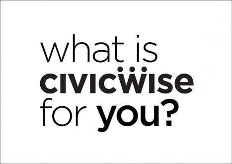 CivicWise: COMMUNITY Platform for Civic Engagement and Collaborative Urbanism | actions de concertation citoyenne | Scoop.it