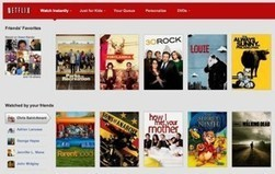 Netflix CEO says future of TV is in apps - Washington Post | Technology | Scoop.it