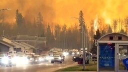 Fire in Fort McMurray: Entire city evacuated | NovaScotia News | Scoop.it