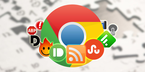 The Best Chrome Extensions | Teachnology | Scoop.it