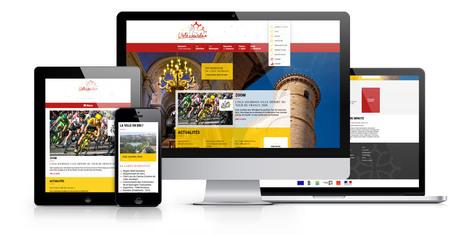 Nouveau site internet #drupal pour la Mairie de l'Isle Jourdain | Création sites internet Drupal & Magento made in Gers - Toulouse | Scoop.it
