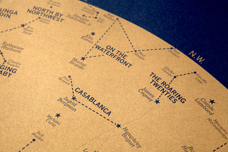 Creative Review - Cinema-themed prints from Dorothy | Matmi Staff finds... | Scoop.it