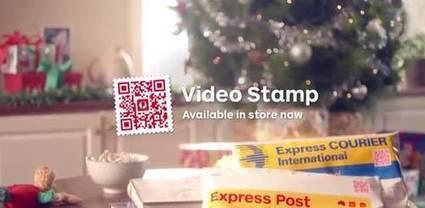 'Video-Sello' Felicitación de Navidad a través de QRCodes en envío postal –   Todo lo que quieres saber sobre los QRCodes   Scoop.it