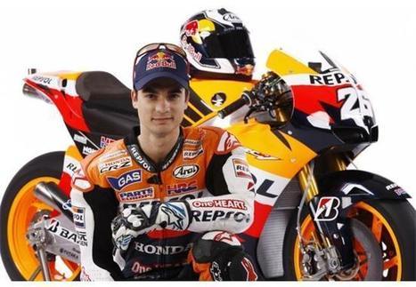 Pedrosa is looking forward   MotoGP World   Scoop.it