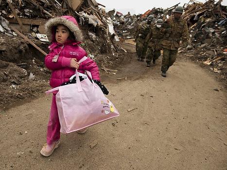 [Photo] Neena Sasaki, 5 ans, rescapée | Flickr - Photo Sharing! | Japon : séisme, tsunami & conséquences | Scoop.it