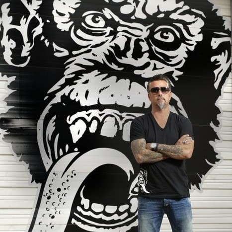 Food and Drink:  'Fast N' Loud' TV star Richard Rawlings to debut drive-in restaurant in Dallas | GuideLive | Urban eating | Scoop.it