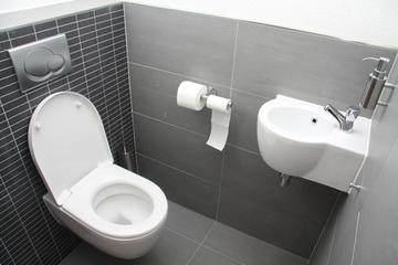 Comment changer la lunette des wc fiche pratiq - Comment changer chasse d eau wc ...