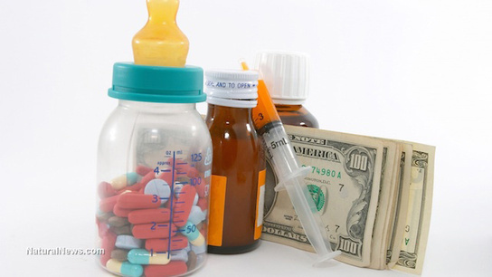 Crime and no punishment; putting babies on psychiatric drugs