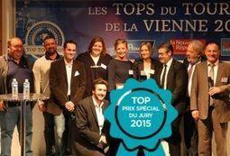 Le Domaine de Roiffé récompensé par la Vienne pour ses travaux   Tourisme Loudunais   Scoop.it