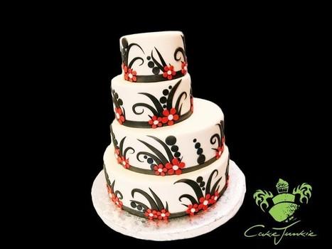 Texas Wedding Cakes, Birthday Cakes, Party Cakes, 3D Cakes | Cake Junkie | Scoop.it