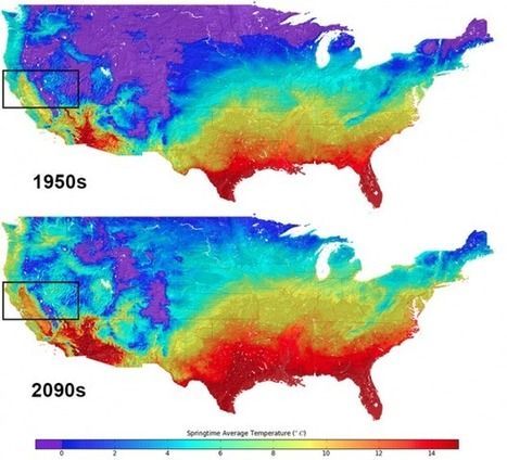 Take a Look at Climate Change In Your Backyard | Sustain Our Earth | Scoop.it