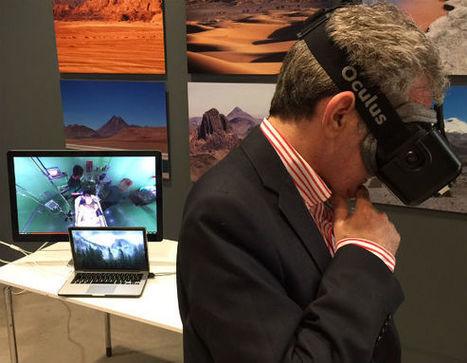Realidad virtual para evitar contagios de ébola   #inLearning + HCI   Scoop.it