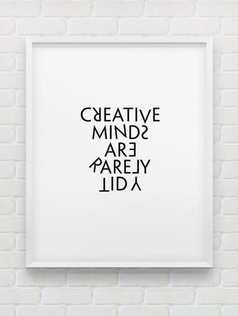 Get Distracted Easily? It Might Just Mean You're More Creative Than the Rest of Us | Stress-Less, Create More | Scoop.it