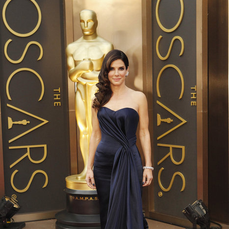 Sandra Bullock Wins Our #bestdressed Poll! | Best Fashion Blogs | Scoop.it