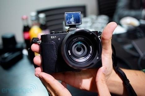 Photokina 2012 - Sony RX1 en nuestras humildes manos | Tecnología 2015 | Scoop.it