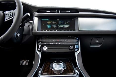 La Jaguar XF fait patte de velours | Digital Marketing ... | Scoop.it