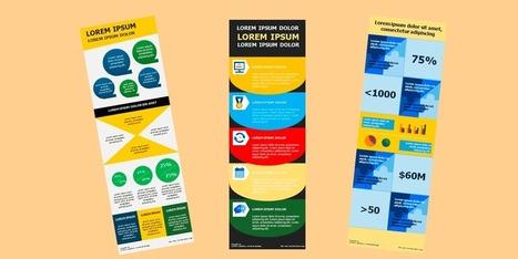 5 Atajos para crear infografías con efecto Wow en menos tiempo | Recursos Tics para Educadores | Scoop.it