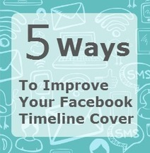 5 Ways to Improve Your Facebook Timeline Cover | promote | Scoop.it