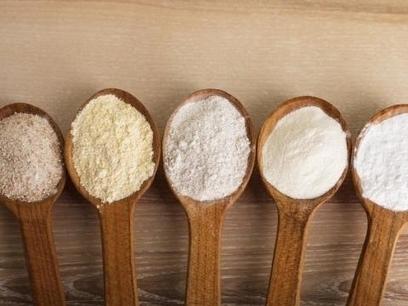 6 Sustitutos de la harina blanca que no contienen gluten | Ingeniería en Molineria | Scoop.it
