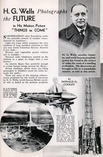 H.G. Wells: The War Of Words In Bermuda | Dibuix Tècnic | Scoop.it