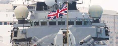 El Gobierno británico confirma su intención de reforzar la presencia de la Royal Navy en Gibraltar | POLITICA: CREANDO LA HISTORIA. | Scoop.it