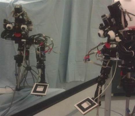 Robot learns 'self-awareness' | KurzweilAI | Info- & Philosphere | Scoop.it