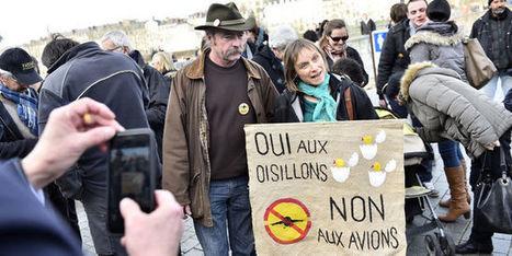 Notre-Dame-des-Landes: des publicités de la Région exigent l'évacuation de la ZAD | Actualités écologie | Scoop.it